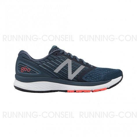 NEW BALANCE 860v9 Homme | Petrol with Flame