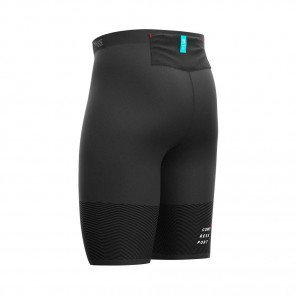 COMPRESSPORT Cuissard de compression TRAIL UNDER CONTROL SHORT Homme | Noir