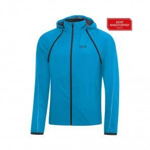 GORE® R3 GORE WINDSTOPPER VESTE ZIP OFF HOMME | DYNAMIC CYAN | Collection Printemps-Été 2019