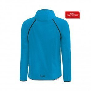 GORE® R3 GORE WINDSTOPPER VESTE ZIP OFF HOMME | DYNAMIC CYAN