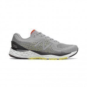 NEW BALANCE 880v10 Homme | Silver Mink with Lemon Slush